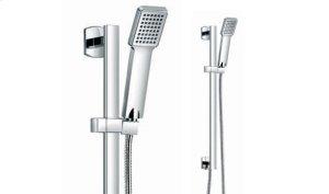F703-4 Flexible Hose Shower Kit with Slide Bar Product Image