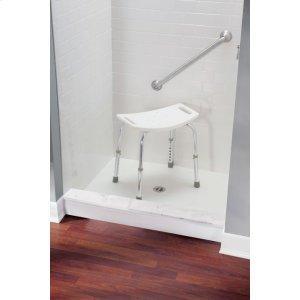 Moen Home Care glacier shower seat