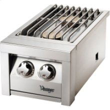 Liquid Propane Gas Double Side Burner