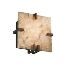 Clips Square Wall Sconce (ADA)