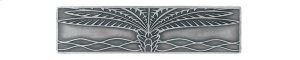 Royal Palm (Horizontal) - Antique Pewter Product Image