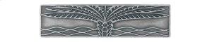 Royal Palm (Horizontal) - Antique Pewter Product Image