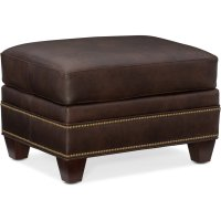 Bradington Young Raylen Stationary Ottoman 604-OT Product Image