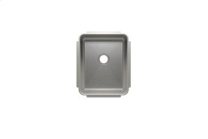 """Classic 003229 - undermount stainless steel Bar sink , 12"""" × 15"""" × 7"""" Product Image"""