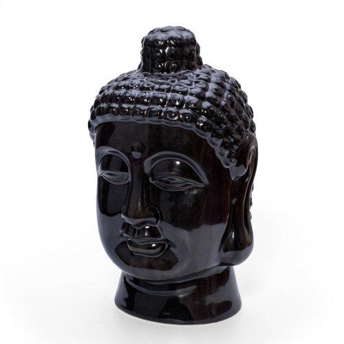 Anja Large Buddha Heads - Ast 4