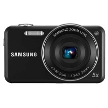 ST95 16.2 Megapixel Ultra-Slim Digital Camera (Black)