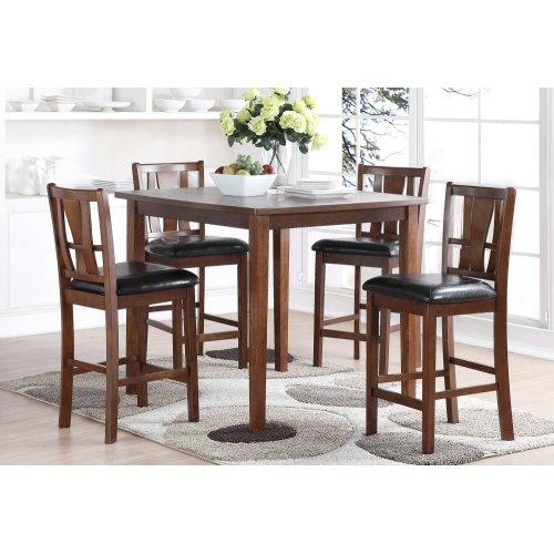 Dixon Counter Chair - Espresso
