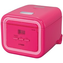 Microcomputer Controlled in PINK - 3 CUPS