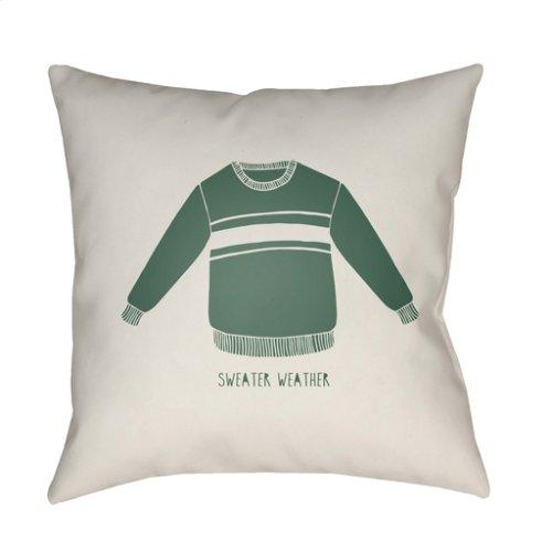"""Sweater Weather SWR-003 20"""" x 20"""""""