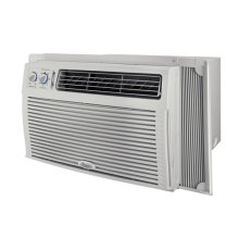 Wispy Putty 8,000 BTU Cool / 4,000 BTU Heat In-Window Room Air Conditioner
