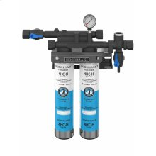 H9320-52, Twin Water Filter System with Manifold & Cartridge