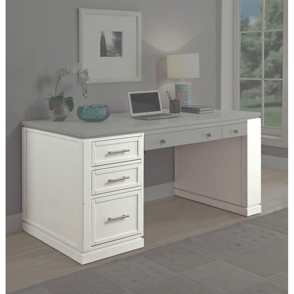 CATALINA 60 in. Writing Desk Pedestals