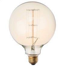 G125 29 Anchors 25w Light Bulb  Gold