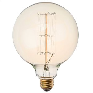 G125 29 Anchors 25w Light Bulb  Gold Product Image