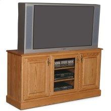 Classic TV Stand, Oak #01 Gold Dust
