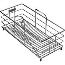 """Elkay Stainless Steel 6-1/2"""" x 15"""" x 6-7/8"""" Rinsing Basket"""