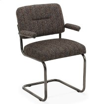 Breuer Arm Chair (black nickel) Product Image