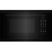 "Standard Microwave 27"" Black Trim - E Series"