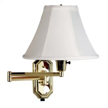 Nathaniel - Wall Swing Arm Lamp