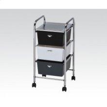 Storage Cart W/5drw @n