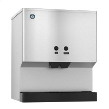 """DM-200B, 30"""" W Ice and Water Dispenser - Stainless Steel Exterior"""