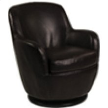 SW-21 Solo Brown Leather Recliner