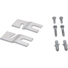 Kit to Attach Washer to Floor/Pedestal WMZ2200 00493529