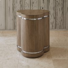Trefoil Accent Table