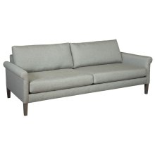 "Metro 85"" Rolled Arm Sofa"