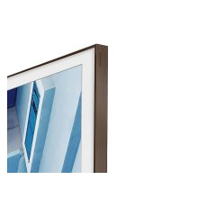 "43"" The Frame Customizable Bezel - Brown"