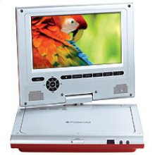 """DPA-07032S: Portable DVD Player with 7"""" Swivel Screen"""