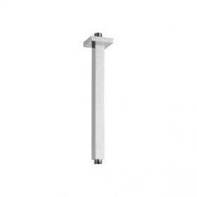 Square Ceiling Shower Arm - Brushed Nickel