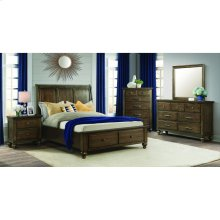 Chatham Grey Storage Bedroom