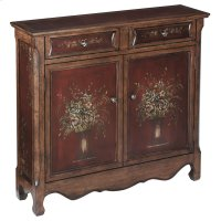 Chamberlin 2-door 2-drawer Cabinet - Large Product Image