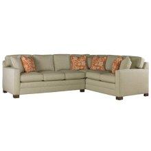 Hillcrest Left Arm Sofa 600-LAS