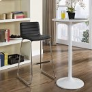 Dive Bar Stool in Black Product Image