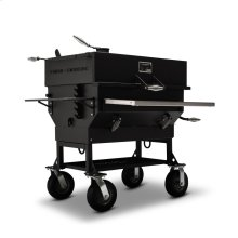 """The Yoder Smokers 24""""x36"""" Charcoal Grill"""