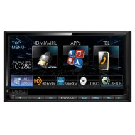 2-DIN Monitor Receiver with Bluetooth & HD Radio