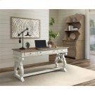 Madison - Writing Desk - Caramel/rustic White Finish Product Image