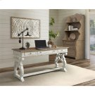 Madison - Writing Desk - Caramel/rustic White Finish Product Image