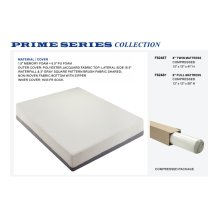 "F8248F / Cat.19.p137- FULL FOAM MATTRESS 8""H"