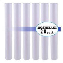 E-20 Prefilter Cartridges - 20 Pack