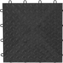 """12"""" x 12"""" Tile Flooring (48-Pack)"""