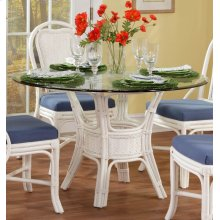 "Acapulco 42"" Round Dining Table"