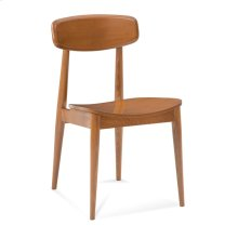 Model 100 Side Chair Wood Seat