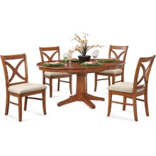 Hues Round/Oval Dining Room Set