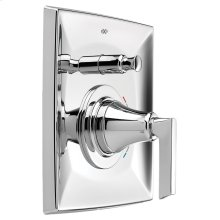 Keefe Pressure Balance Tub/Shower Valve Trim with Diverter - Projects Model - Polished Chrome