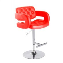 Modrest T1084 - Eco-Leather Contemporary Barstool