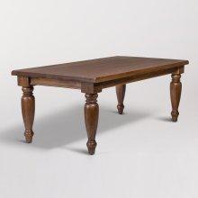 "Sonoma 84"" Rectangular Dining Table"