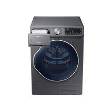 4.0 cu. ft. Heat Pump Dryer with Smart Control in Inox Grey